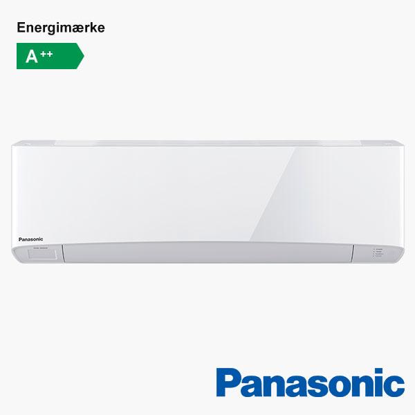 Panasonic varmepumpe fra 13.995 DKK