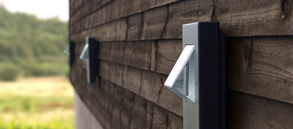 Installation af udendørs belysning