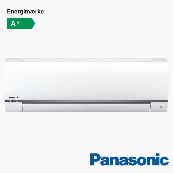 Panasonic varmepumpe, der passer til dit sommerhus.