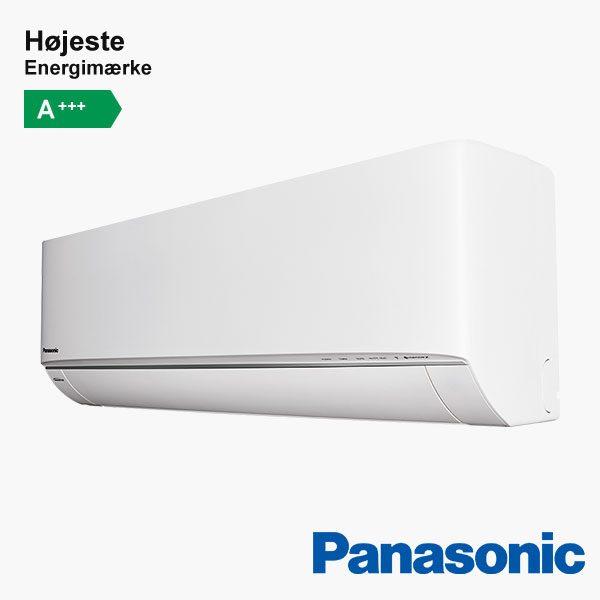 Panasonic HZ25UKE varmepumpe