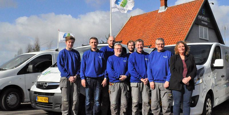 MEL er din elektriker i Stubbekøbing.