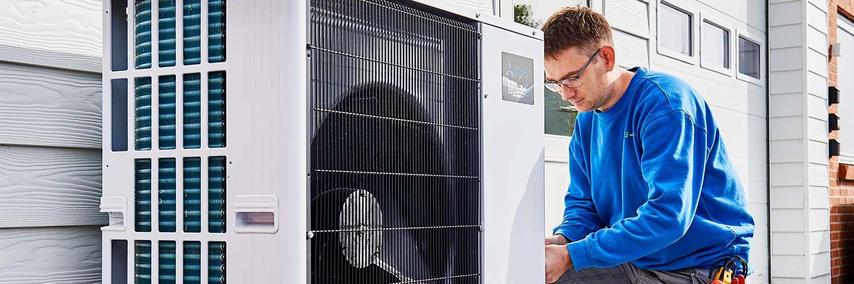 Ekspert i varmepumper og grøn energi