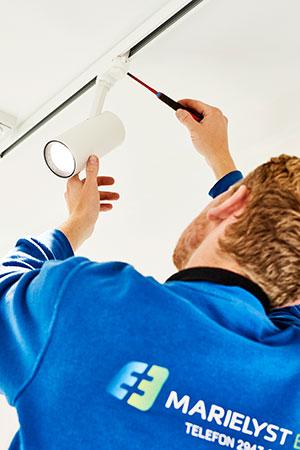 Marielyst EL udfører alle slags el-installationer