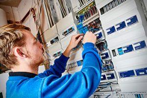 Intelligent el-installation
