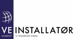 Godkendt VE-installatør til vedvarende energi