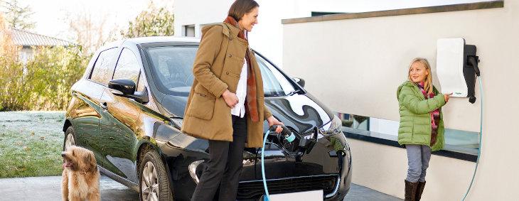 Schneider Electric: Evlink-ladestander til el-biler
