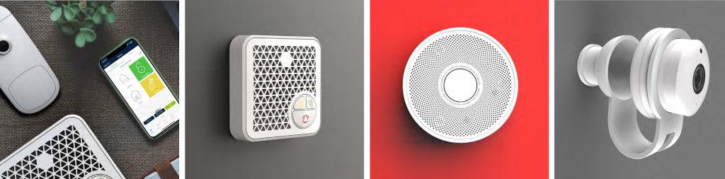Crow alarm- og sikkerhedssystemer - Shepherd og Cube